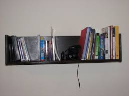 Pictures On The Wall by Wall Mounted Book Shelves Top 25 Best Wall Bookshelves Ideas On