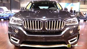 Bmw X5 5 0i Specs - 2015 bmw x5 xdrive 50i exterior and interior walkaround 2015