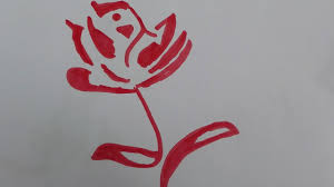 how to draw rose tattoo traditional rose tattoo drawing draw