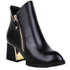 amazon canada s boots modern vice madge us 7 5 black ankle boot modern vice https