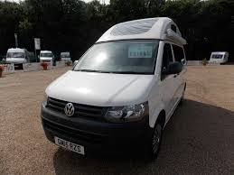 vw camper van used caravans and camping equipment buy and sell
