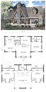 2 Story Log Cabin Floor Plans Best 25 Lake House Plans Ideas On Pinterest Cottage House Plans
