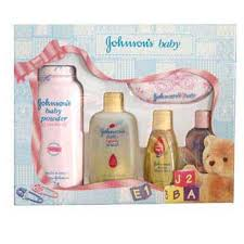 baby gift sets johnsons baby gift set
