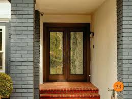 interior double glass doors beveled glass entry door image collections glass door interior