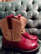 s fatbaby boots size 12 ariat cowboy s 9 5 us shoe size s ebay