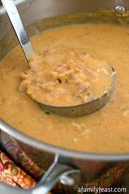 of turkey soup a family feast