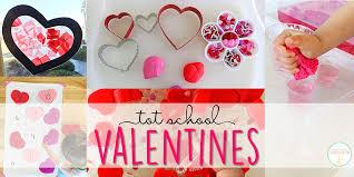 school valentines tot school valentines mrs plemons kindergarten