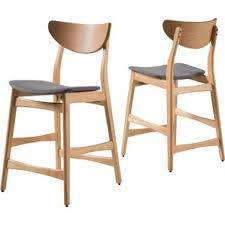 oak bar stools you u0027ll love wayfair