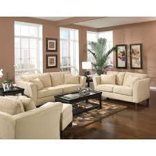 3 Pc Living Room Set Sofa Trendz Colby 3 Pc Mocha Sofa Loveseat And Ottoman Set Free