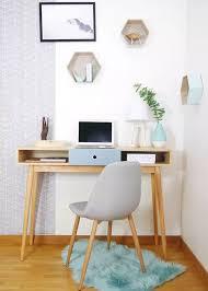 am駭ager un coin bureau dans un salon bureau scandinave par but déco design clemaroundthecorner