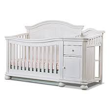 4 In 1 Convertible Crib With Changer Sorelle Finley 4 In 1 Convertible Crib And Changer Buybuy Baby