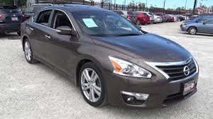 nissan altima keyless entry not working used one owner 2015 nissan altima 3 5 sl chicago il western