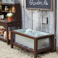 garden planter box or water table pottery barn kids green
