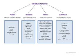 sectors of the economy worksheet the best and most comprehensive