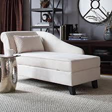 Kitchen Sofa Furniture Castleton Home Storage Chaise Lounge Modern Chair