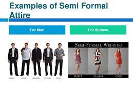 semi formal dress code wedding dress for success dressing skills