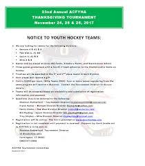 tournament details avon canton farmington youth hockey association