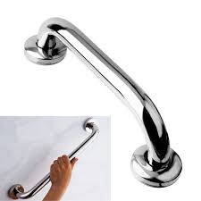 accessible tub promotion shop for promotional accessible tub on bath support rail disability aid grab bar handle safety stainless steel chrome bathroom shower tub handgrip 25cm