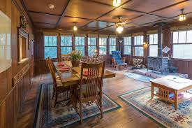 Craftsman Style Architecture by Govacation Rental Homes Sylvania Mountain Lodge Waterfront
