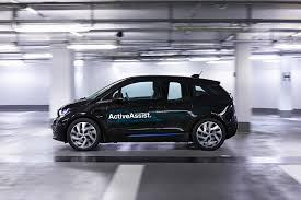 bmw minivan 2015 laser guided bmw i3 will park itself u2014literally u2014at 2015 ces u2013 news