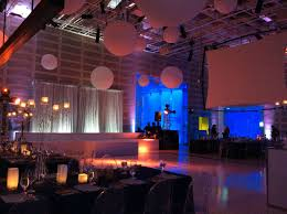 Event Interior Design Ontario Science Centre Private Events