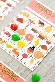thanksgiving bingo free printable thanksgiving bingo card bundle