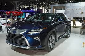 lexus rx hybrid price usa 2015 new york auto show highs lows faves motor trend