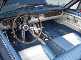 1966 ford mustang standard interior to be match the numers u002766
