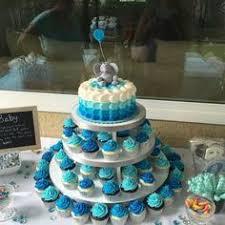 baby boy shower cake ideas baby cupcake tower baby shower cupcakes boy baby showers and