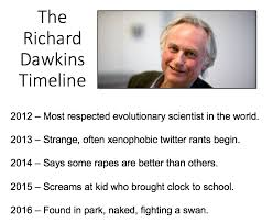 Richard Dawkins Meme Theory - is richard dawkins an asshole is his attitude towards religions
