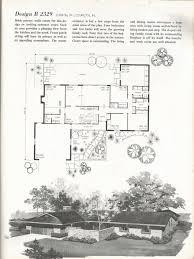 Mid Century House Plans 559 Best Vintage Homes Images On Pinterest Vintage Houses Mid