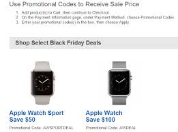apple watch deals black friday apple watch black friday 2015 deal 100 off stainless steel model
