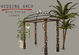 wedding arch blueprints ideas lighted wedding arch decorated arbors for weddings