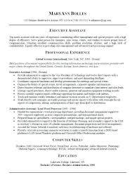 sample office assistant resume lukex co