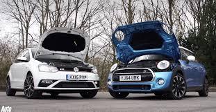 volkswagen mini comparison test volkswagen polo gti vs mini cooper s autoevolution
