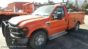 Ford F250 Truck Bed - 2008 ford f250 super duty xl utility bed pickup truck item
