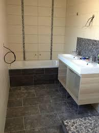 salle de bain vert d eau davaus net u003d baignoire salle de bain pas cher avec des idées