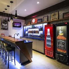 Cool Ideas For Basement 25 Cool And Masculine Basement Bar Ideas Home Design And Interior