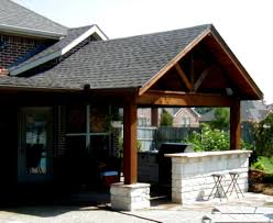 home design freestanding covered patio ideas patio basement the