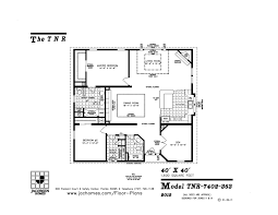 moble home floor plans tnr 7402 363 mobile home floor plan ocala custom homes