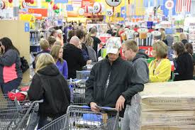 home depot albert lea mn black friday shoppers turn out for holiday specials albert lea tribune
