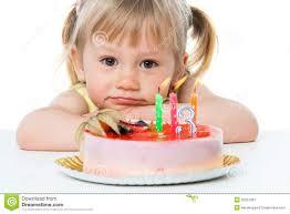 cute with birthday cake stock photos image 32252503