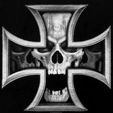 skull iron cross tattoo google search tattoos pinterest