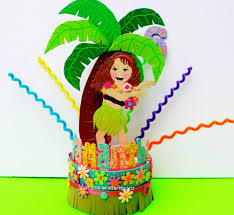 hawaiian party tropical party pineapple birthday luau cake