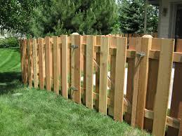 Types Of Garden Fences - stunning different types of fences 8 wood fence types wood fence