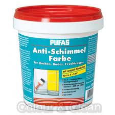 Schlafzimmer L Ten Pufas Anti Schimmel Farbe 0 750 L Amazon De Baumarkt