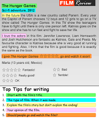 how to write a resume for teens film review learnenglish teens british council