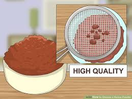 how to choose a henna powder 5 steps with pictures wikihow