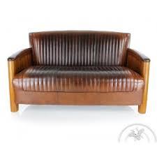 couture canapé cuir canapé cuir marron vintage cognac saulaie