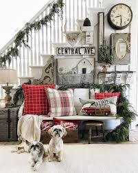 most inspiring 55 amazing christmas living room decorations you